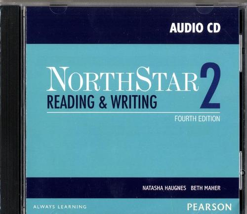 NorthStar Reading and Writing 2 Classroom Audio CDs (CD-ROM)