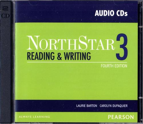NorthStar Reading and Writing 3 Classroom Audio CDs (CD-ROM)