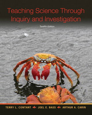 Teaching Science Through Inquiry and Investigation, Enhanced Pearson eText -- Access Card (Digital product license key)
