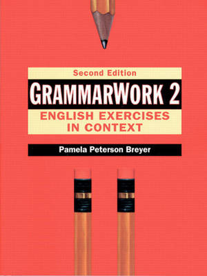 GrammarWork 2: English Exercises in Context (Paperback)