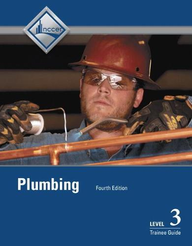 Plumbing Level 3 Trainee Guide (Paperback)