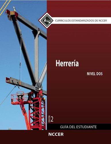 Ironworking Level 2 Trainee Guide in Spanish (Paperback)
