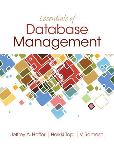 Essentials of Database Management (Paperback)