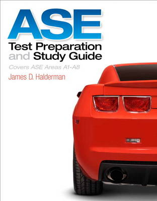 ASE Test Prep and Study Guide (Paperback)