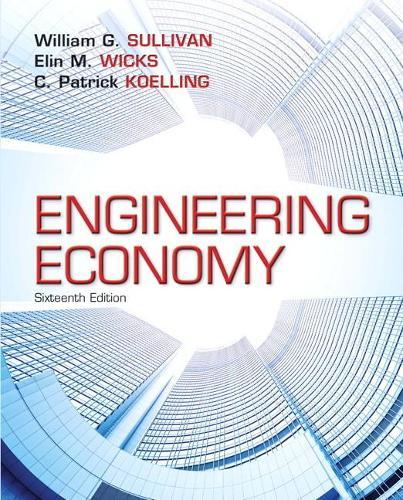 Engineering Economy (Hardback)