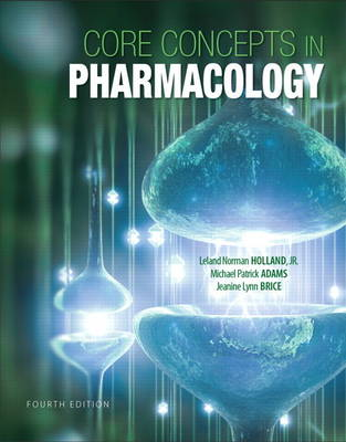 Core Concepts in Pharmacology (Paperback)