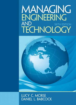 Managing Engineering and Technology (Hardback)