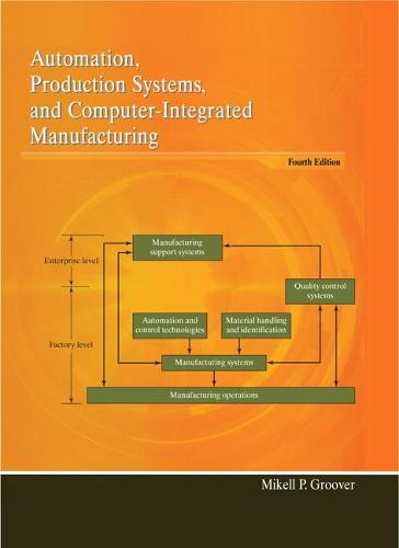 Automation, Production Systems, and Computer-Integrated Manufacturing (Hardback)