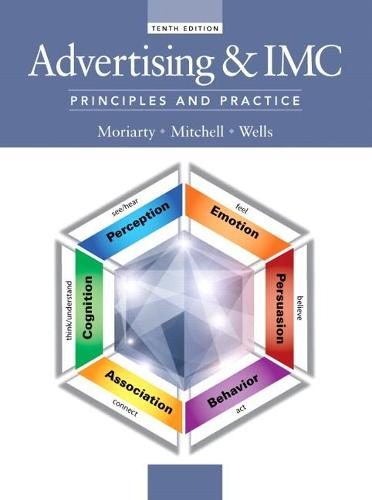 Advertising & IMC: Principles and Practice (Paperback)