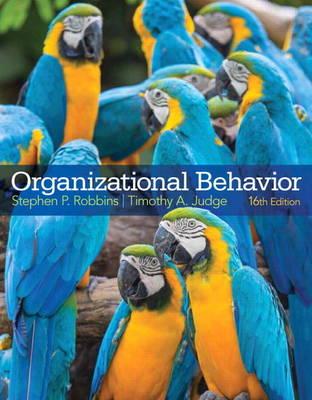 Organizational Behavior (Hardback)