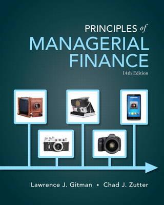 Principles of Managerial Finance (Hardback)