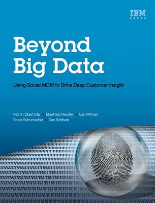 Beyond Big Data: Using Social MDM to Drive Deep Customer Insight (Paperback)