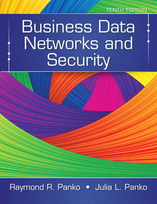 Business Data Networks and Security (Hardback)