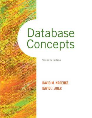 Database Concepts (Paperback)