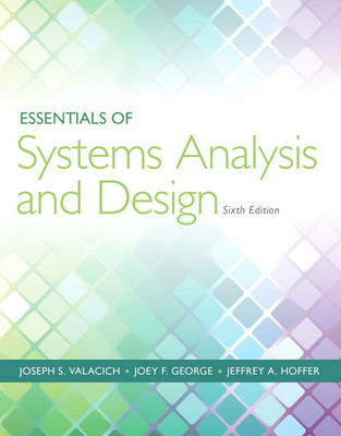 Essentials of Systems Analysis and Design (Paperback)