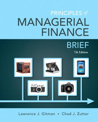 Principles of Managerial Finance, Brief (Hardback)