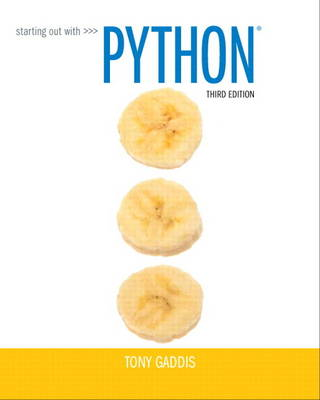 Starting out with Python (Paperback)