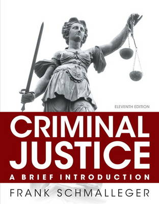 Criminal Justice: A Brief Introduction (Paperback)