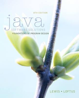 Java Software Solutions (Paperback)