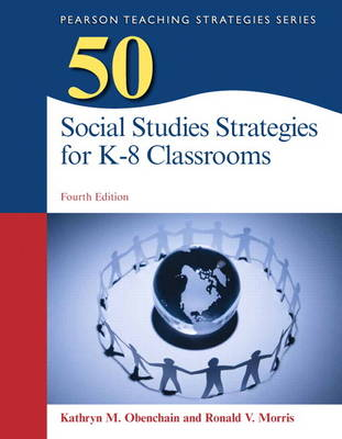 50 Social Studies Strategies for K-8 Classrooms (Paperback)