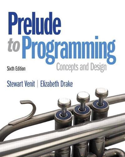 Prelude to Programming (Paperback)