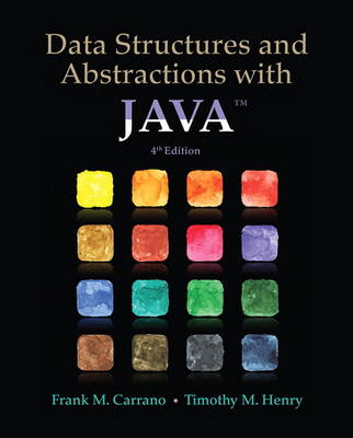Data Structures and Abstractions with Java (Paperback)