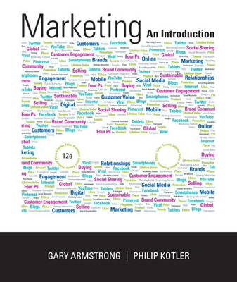 Marketing: An Introduction Plus 2014 MyMarketingLab with Pearson eText -- Access Card Package