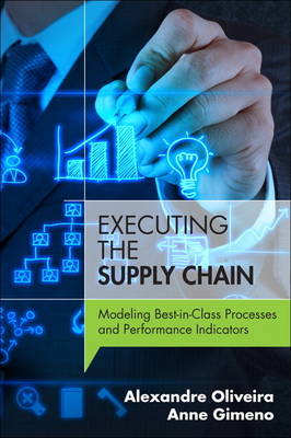Executing the Supply Chain: Modeling Best-in-Class Processes and Performance Indicators (Hardback)