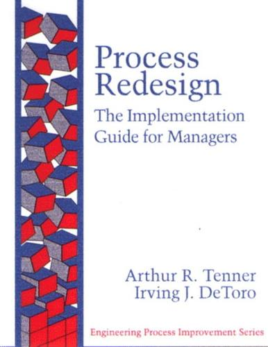 Process Redesign: The Implementation Guide for Managers (paperback) (Paperback)