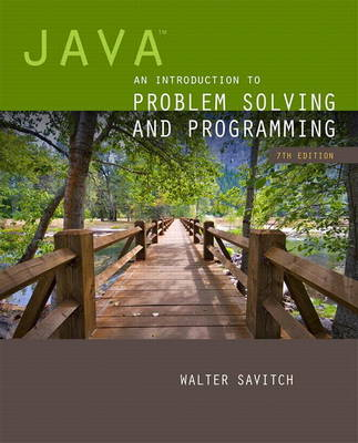 Java: An Introduction to Problem Solving and Programming (Paperback)