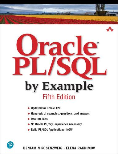 Oracle PL/SQL by Example (Paperback)