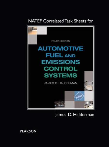 NATEF Correlated Task Sheets for Automotive Fuel and Emissions Control Systems (Spiral bound)