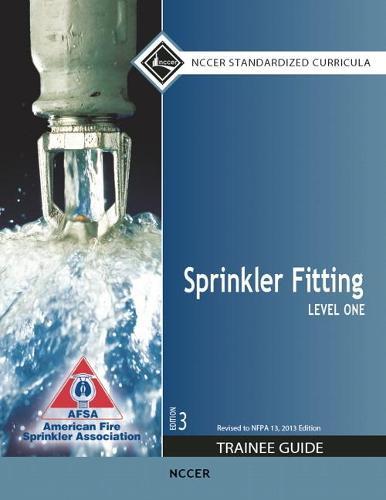 Sprinkler Fitting Level 1 Trainee Guide (Paperback)