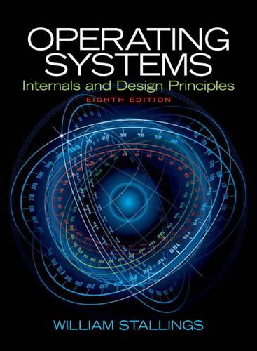 Operating Systems: Internals and Design Principles (Hardback)