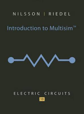 Introduction to Multisim for Electric Circuits (Paperback)