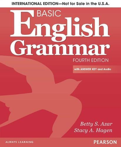Basic English Grammar Student Book with Answer Key, International Version