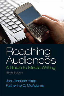 Reaching Audiences Plus MySearchLab with eText -- Access Card Package