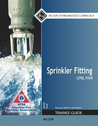 Sprinkler Fitting Level 4 Trainee Guide (Paperback)