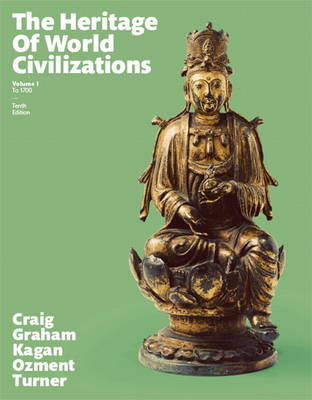 Heritage of World Civilizations, The, Volume 1 (Paperback)