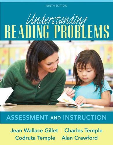 Understanding Reading Problems: Assessment and Instruction (Hardback)