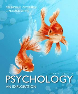 Psychology: An Exploration (Paperback)