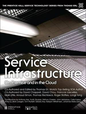 Service Infrastructure: On-Premise and in the Cloud (Hardback)