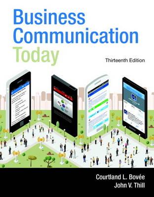 Business Communication Today (Hardback)