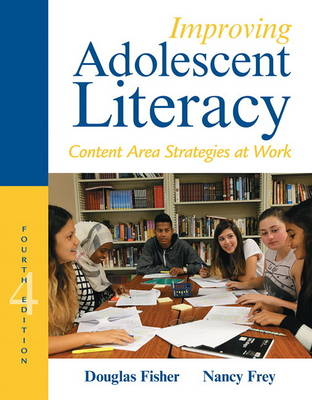 Improving Adolescent Literacy: Content Area Strategies at Work, Enhanced Pearson eText -- Access Card (Paperback)