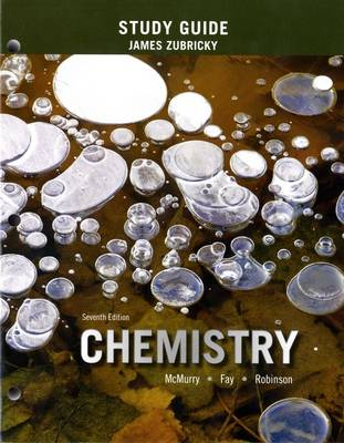 Student Study Guide for Chemistry (Paperback)