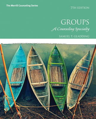 Groups: A Counseling Specialty (Hardback)