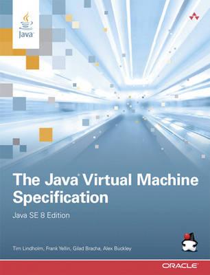 The Java Virtual Machine Specification, Java SE 8 Edition (Paperback)