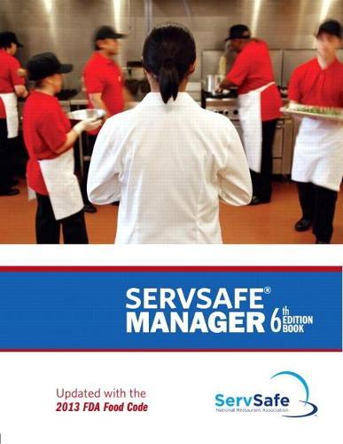 ServSafe Manager, Revised with ServSafe Exam Answer Sheet (Paperback)