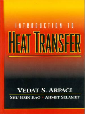 Introduction to Heat Transfer (Hardback)