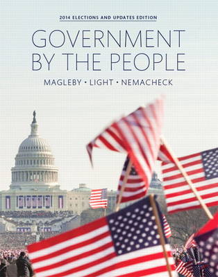 Government By the People, 2014 Elections and Updates Edition (Paperback)